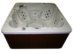 Coyote Spas Hot Tub Range by UAB Centras
